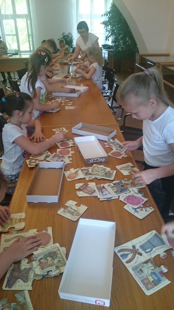 Lekcja archiwalna w Opolu