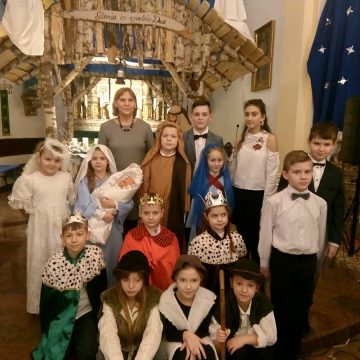 Konkurs Kolęd i Pastorałek-sukcesy naszych uczniów