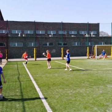 Gminne zawody mini piłki nożnej zakończone sukcesem