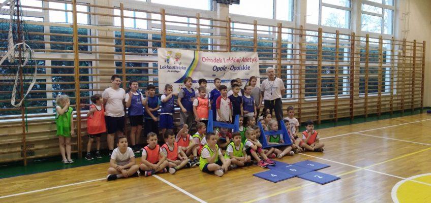 Biegi, rzuty i skoki, czyli królowa sportów w naszej szkole