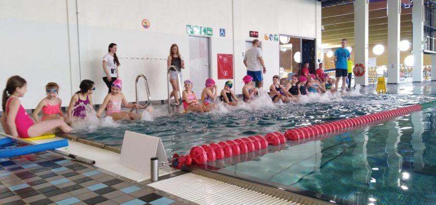 Umiem pływać -to jest to!