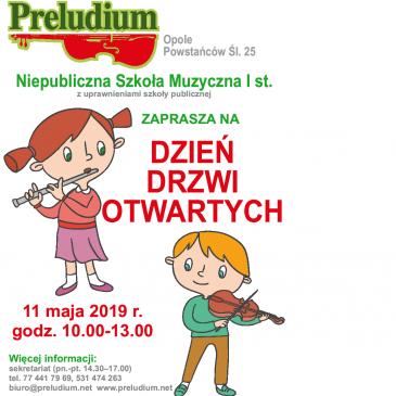 Preludium – drzwi otwarte