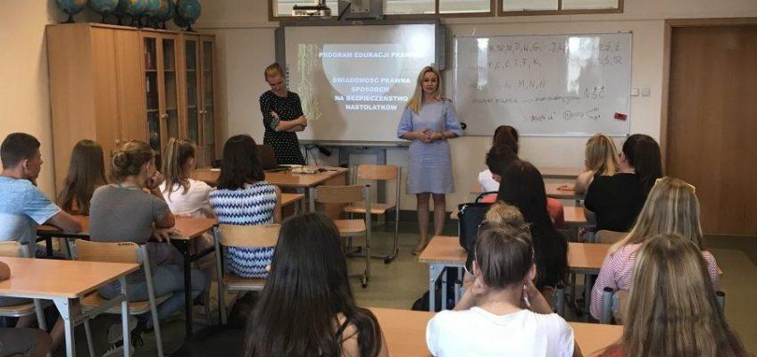 Program Edukacji Prawnej Nastolatków