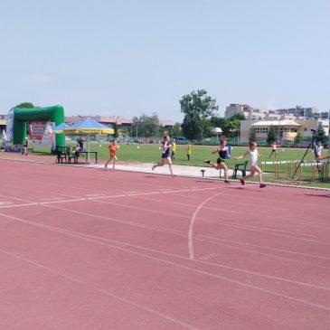 Finały Wojewódzkie w Lekkiej Atletyce Igrzysk Szkół Wiejskich