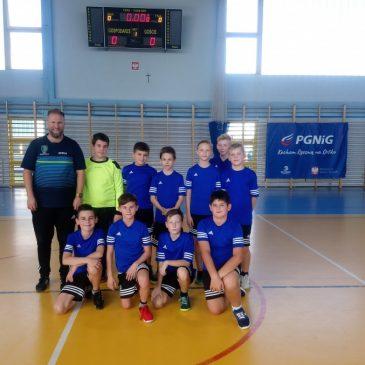 III miejsce dla naszych piłkarzy w Igrzyskach Dzieci w mini piłce nożnej!