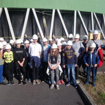 Zwiedzaliśmy Elektrownię Opole