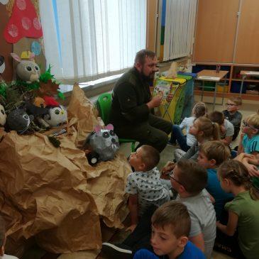 Edukacja ekologiczna w klasach 1-3.               Spotkanie pod Magicznym Drzewem Słodziaków