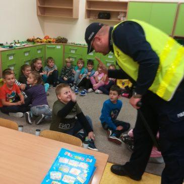Spotkanie z Panem Policjantem