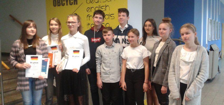 Konkurs Języka Niemieckiego