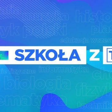 Szkoła z TVP – wystartował nowy program na antenie Telewizji Polskiej