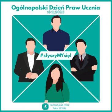 Obchody Ogólnopolskiego Dnia Praw Ucznia