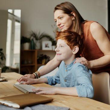 Możliwość wsparcia dla rodziców w uzyskaniu sprzętu do nauki zdalnej