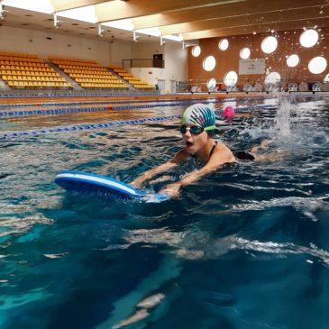 Chróścicka Szkoła ukończyła program Umiem Pływać 2020!