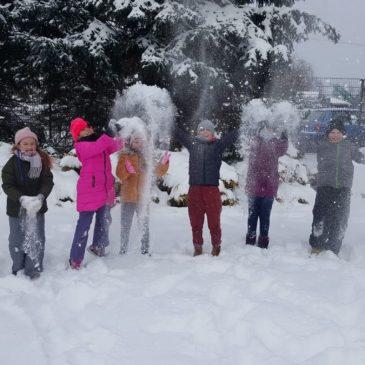 Hu, hu, ha nasza zima wspaniała!!!