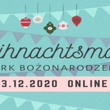 Konkurs kolęd z okazji Jarmarku Bożonarodzeniowego online Związku Młodzieży Mniejszości Niemieckiej w Opolu