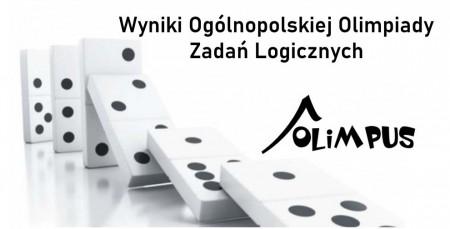 Wyniki Ogólnopolskiej Olimpiady Zadań Logicznych