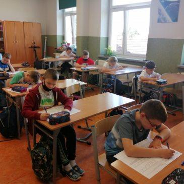 Nasz pierwszy egzamin