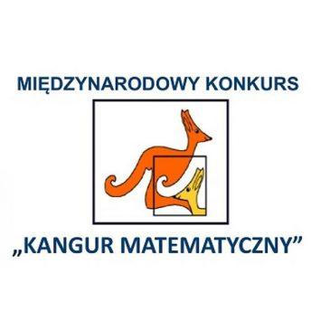 """""""KANGUR MATEMATYCZNY"""" – wyniki"""