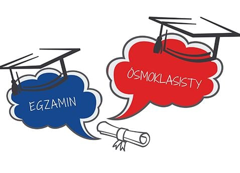 Informacja dotycząca Egzaminu Ósmoklasisty 25-26-27 maja 2021r.