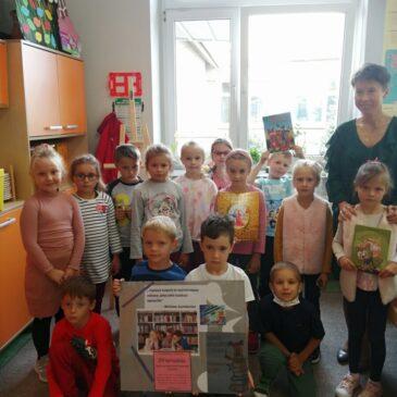 Ogólnopolski Dzień Głośnego Czytania w klasach  1-3 Szkoły Podstawowej w Chróścicach